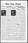Bee Gee News September 29, 1937