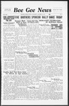 Bee Gee News October 13, 1937