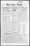 Bee Gee News October 27, 1937