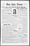 Bee Gee News November 3, 1937