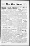 Bee Gee News November 10, 1937