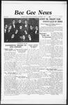 Bee Gee News December 1, 1937