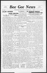 Bee Gee News December 8, 1937