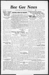 Bee Gee News January 5, 1938