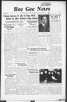 Bee Gee News February 9, 1938