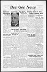 Bee Gee News April 20, 1938