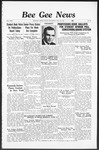 Bee Gee News May 25, 1938