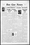 Bee Gee News July 13, 1938