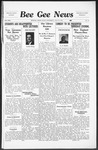 Bee Gee News July 27, 1938