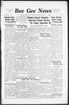 Bee Gee News September 21, 1938
