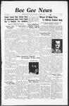 Bee Gee News October 12, 1938