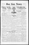 Bee Gee News October 19, 1938