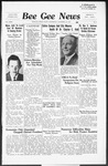 Bee Gee News November 16, 1938