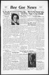 Bee Gee News November 23, 1938