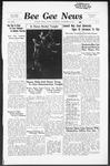 Bee Gee News November 30, 1938