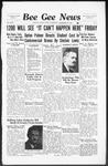 Bee Gee News December 7, 1938
