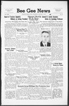 Bee Gee News January 11, 1939