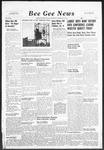Bee Gee News February 1, 1939