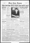 Bee Gee News February 15, 1939