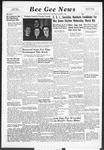 Bee Gee News March 1, 1939