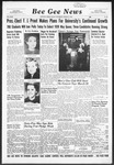 Bee Gee News March 8, 1939