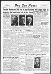 Bee Gee News March 29, 1939