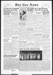 Bee Gee News April 5, 1939
