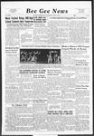 Bee Gee News April 19, 1939