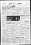 Bee Gee News April 19, 1939