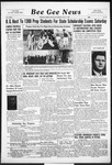 Bee Gee News May 3, 1939