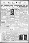 Bee Gee News May 24, 1939