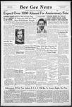 Bee Gee News May 31, 1939