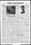 The Falconian November 1, 1939