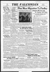 The Falconian November 8, 1939