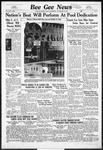 Bee Gee News December 20, 1939