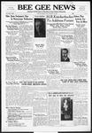 Bee Gee News January 10, 1940