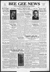 Bee Gee News January 24, 1940