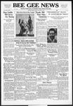 Bee Gee News January 31, 1940