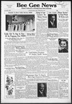 Bee Gee News February 28, 1940