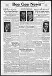 Bee Gee News March 13, 1940