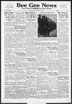 Bee Gee News March 20, 1940