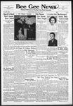 Bee Gee News April 10, 1940