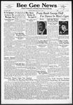 Bee Gee News April 17, 1940
