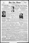 Bee Gee News May 1, 1940