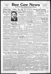 Bee Gee News May 8, 1940