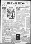 Bee Gee News September 18, 1940