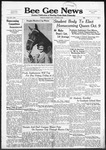 Bee Gee News October 2, 1940