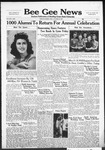 Bee Gee News October 16, 1940