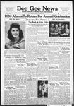 Bee Gee News October 16, 1940