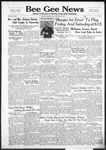 Bee Gee News October 30, 1940
